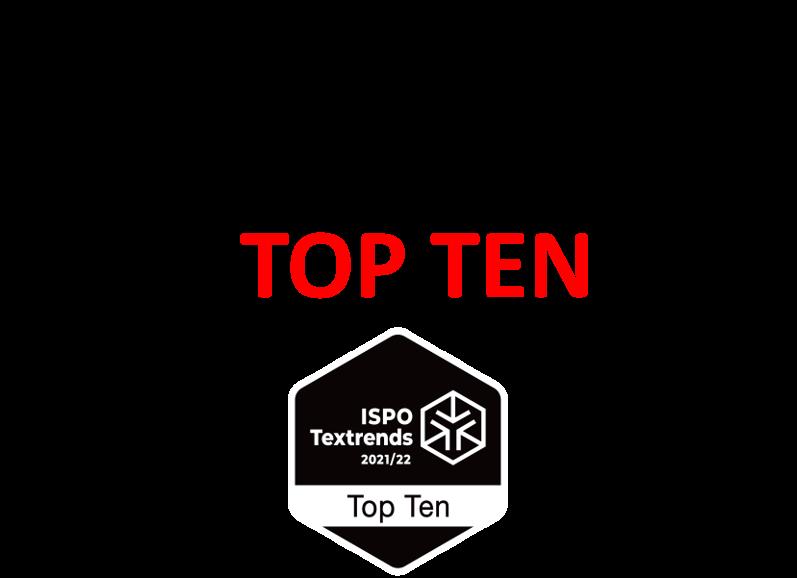 ISPO Top of Innovation winner top ten