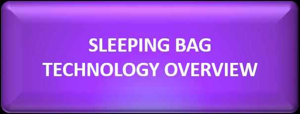 sleeping bag technology overview
