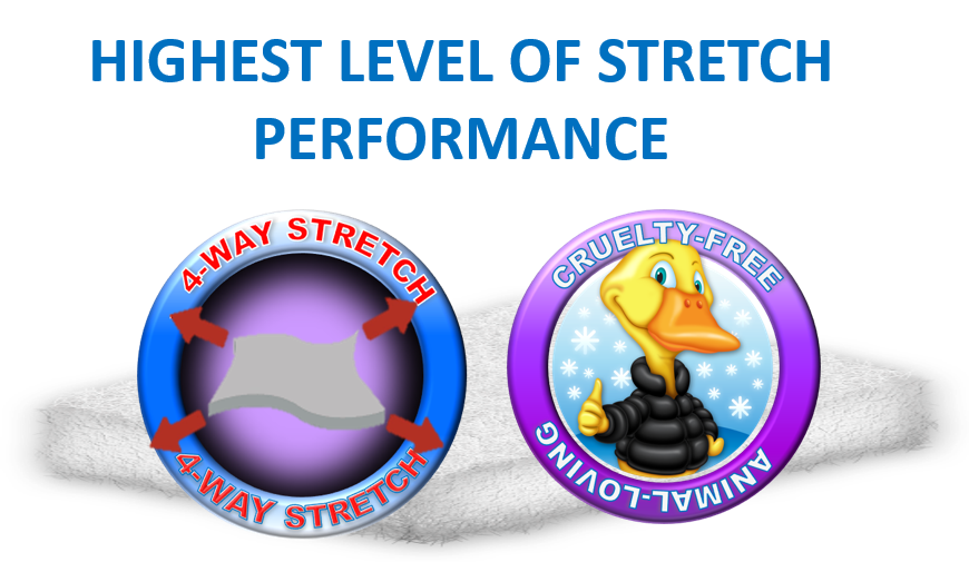 highest level of stretch performance
